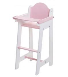 Кукольный стул для кормления PAREMO розовый PFD116-11