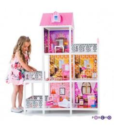 Кукольный домик PAREMO PPCD116-04