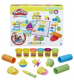Play Doh Игровой набор Текстуры и инструменты B3408