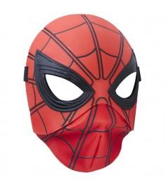 Маска Человека паука пластик и ткань B9694