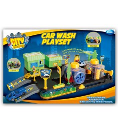 Игровой набор Dave Toy Автомойка 32033