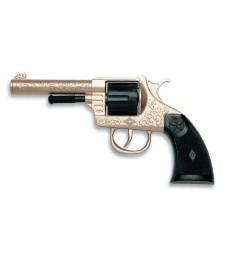 Игрушечный пистолет Edison Орегон золотой 21,5 см 0197/56