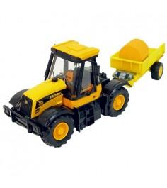Трактор JCB в масштабе 1:32