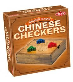 Обучающая настольная игра Tactic Games Китайские шашки мини 14027N