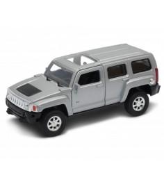 Модель машины Welly Hummer H3 1:34-39 43629