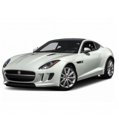 Модель машины Welly Jaguar F-Type Coupe 1:34-39 43699
