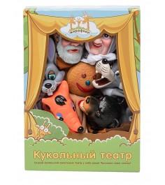 Кукольный театр Жирафики колобок 7 кукол 68317