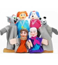 Набор для кукольного театра Жирафики Репка 68321