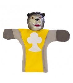 Кукла перчатка Жирафики Лев 68328