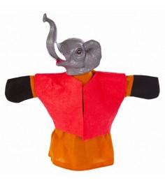 Кукла перчатка Жирафики Слон 68328