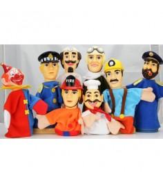 Кукольный театр Жирафики Профессии 68350