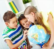 Детские глобусы