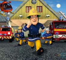 Игрушки пожарный сэм