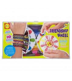 Набор для плетения браслетов Alex дружба 137W