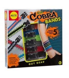 Набор сделай сам Alex браслеты кобра 1600