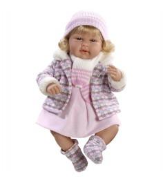 Виниловая кукла Arias elegance Т59788