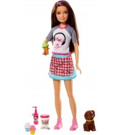 Кукла Barbie Челси и щенок FHP62
