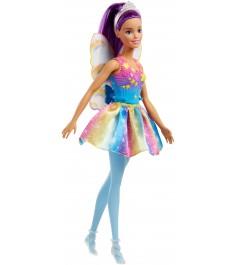 Кукла Barbie волшебная фея FJC85