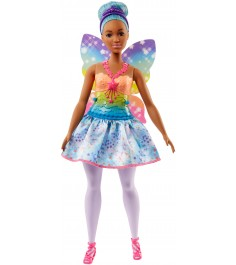 Кукла Barbie волшебная фея FJC87