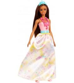 Кукла Barbie волшебная принцесса FJC96