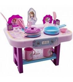 Игровая кухня Bildo Принцесса София B 8511