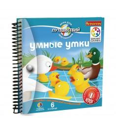 Магнитная игра для путешествий умные утки Bondibon ВВ1891