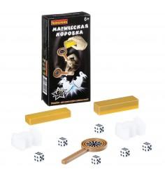 Обучающий набор магическая коробка №2 15 фокусов Bondibon ВВ2117