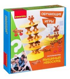 Настольная игра мышиный небоскреб Bondibon ВВ2422