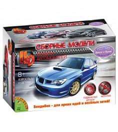 Сборная 4d модель автомобиля м1:87 Bondibon ВВ2983