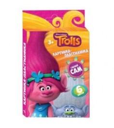 Картинка пластилинка trolls 6 цветов Centrum 87591