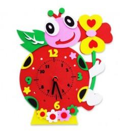 Набор для творчества Color kit часы божья коровка CL003