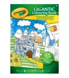 Большая раскраска Crayola 04-1407C