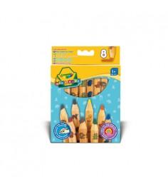 8 толстых карандашей для малышей Crayola 3678