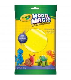 Волшебный застывающий пластилин Желтый Crayola 57-4434
