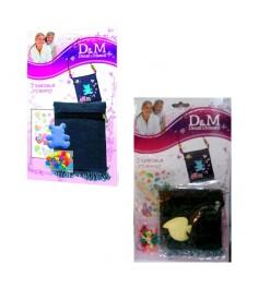 Набор для детского творчества украшаем сумочку Делай с мамой 12477