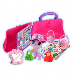 Игровой набор Dracco Kitty Club Shopping Магазин в сумочке D162004-3850