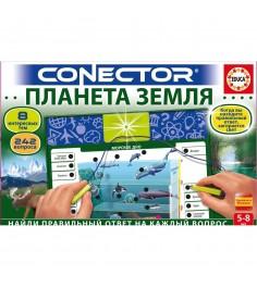 Электровикторина conector планета земля Educa 17493