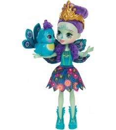 Кукла Enchantimals Пэттер с питомцем DYC76