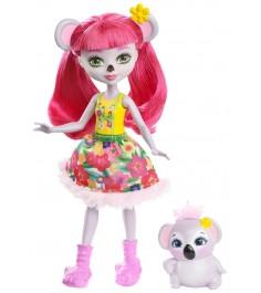 Кукла Enchantimals Карина Коала с питомцем FCG64