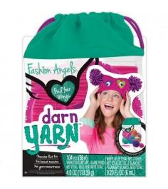 Набор для вязания шапочки монстрики Fashion Angels 11864