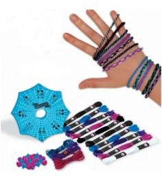 Набор для плетения фенечек Fashion angels школа монстров 64054
