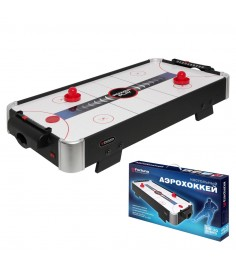 Настольная игра Fortuna аэрохоккей hr-30 power play hybrid 07747