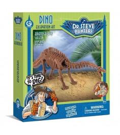 Набор для проведения раскопок Geoworld Доктор Стив Апатозавр CL1673K