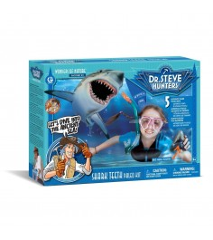 Набор для проведения раскопок Geoworld Dr Steve Hunters Зубы акулы ED510K