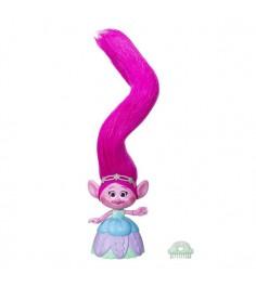 Игрушка trolls с супер длинными волосами Hasbro C1305EU4/C1305EU6-no