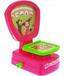 Игрушка для кухни Играем вместе весы Маша и медведь B88306-R