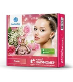 Набор для творчества юный парфюмер мини роза Intellectico 716