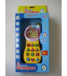 Умный телефон со светом и звуком Joy Toy A848-H33002