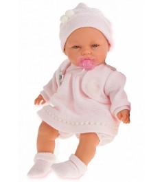 Кукла Juan Antonio Соня в розовом 37 см 1443P