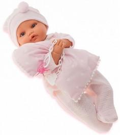 Кукла Juan Antonio Марита в розовом 42 см 1670P